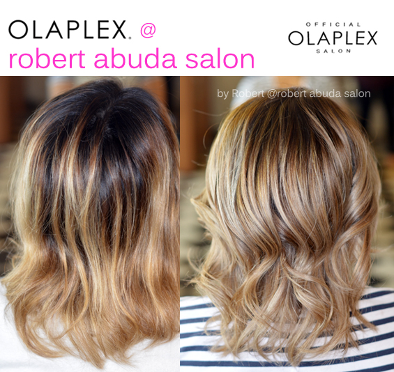 Blonde Shadow root de Robert Abuda