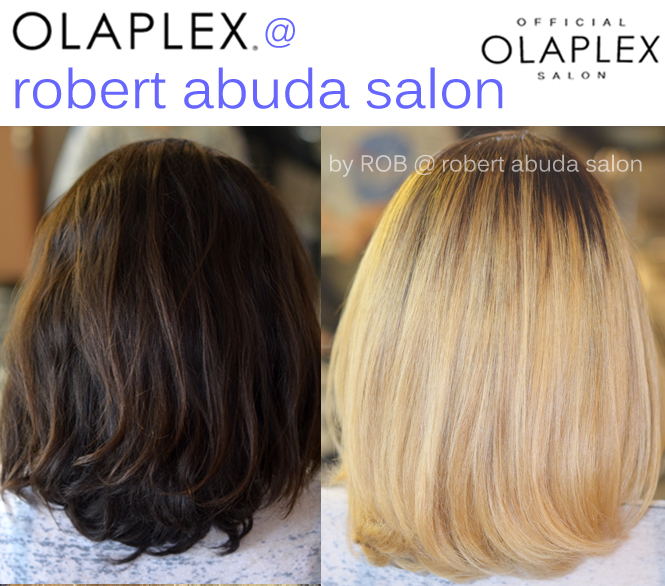Hair color de Robert Abuda Merida