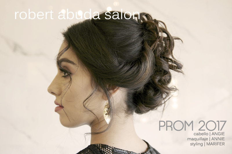 Hair Salon Merida Updo 3
